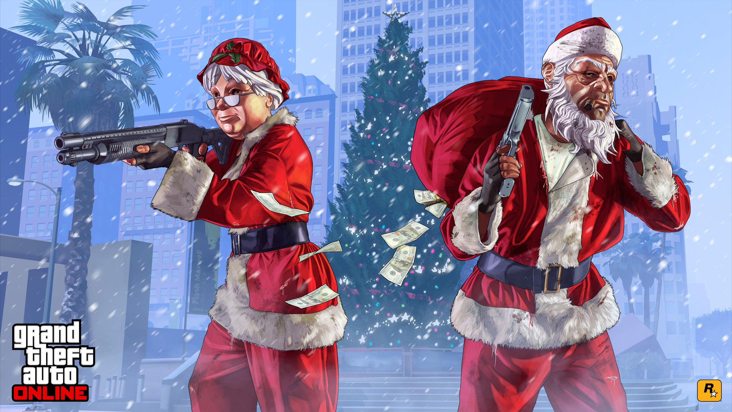gta-on-the-internet:-festive-shock-content,-new-motor-vehicles-now-obtainable,-bonuses,-bargains-&-more
